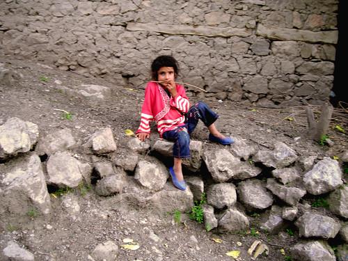 köy çocuğu
