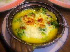 南瓜醬焗花椰菜