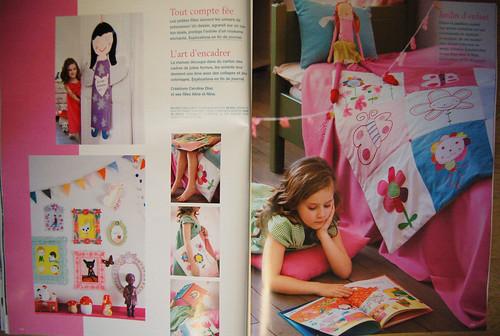 Magazine inspiration (copyright Hanna Andersson)