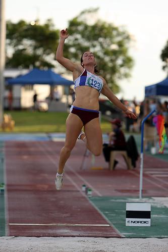 Long Jump - Jacinta Boyd