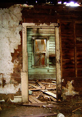 Abandoned House 0227091240 (Patrick Feller) Tags: abandoned farm rural spring texas aldine westfield treschwig house door window decay southern green shadows darkness decayed finetra fenetre fenster ventana finestra venster united states north america