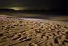 life on mars (richietown) Tags: ocean longexposure seascape topf25 water topv111 night canon landscape mexico sand topv555 topv333 footprints rivieramaya footprint 30d sigma1020mm richietown alcielo addtoimagekind