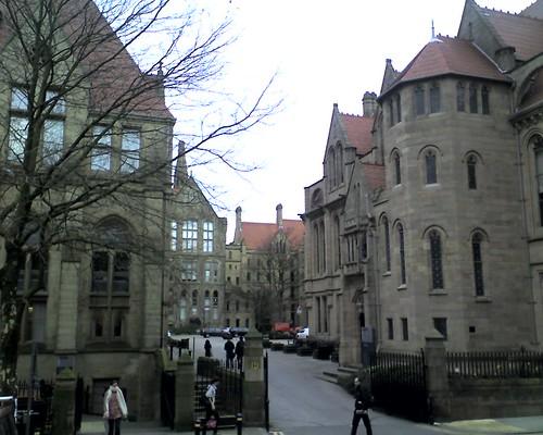 Universidad de Manchester Foto