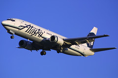 Alaska Airlines Boeing 737-4Q8 N783AS (Flightline Aviation Media) Tags: seattle sea airplane airport aircraft aviation jet boeing 737 canond30 stockphoto alaskaairlines 737400 ksea 7374q8 n783as bruceleibowitz