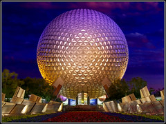 The Golfball (MikeJonesPhoto) Tags: nature landscape epcot photographer florida scenic disney professional fl geodesicdome supershot 0159 mywinners mikejonesphoto impressedbeauty smithsouthwestern wwwmikejonesphotocom
