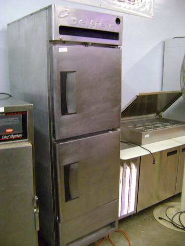 MD Restaurant Equipment -Delfield Refrigerator Model # VRR1-SH   2 Door