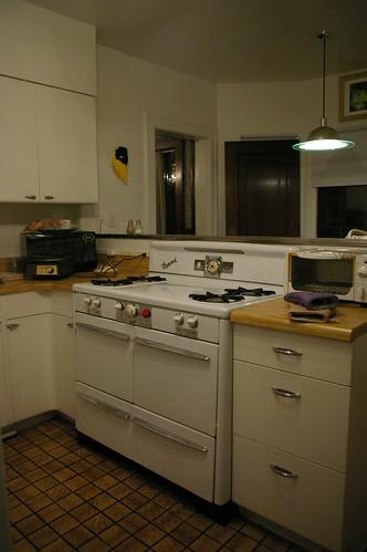 Grand stove, model 850