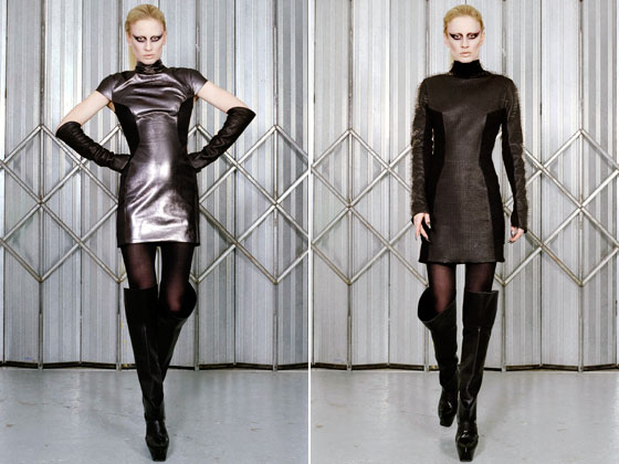 thigh-high boots designer clothing