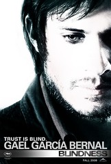 Blindness_Gael Garca Bernal (farrasya.kenobi) Tags: movie poster blindness gaelgarciabernal