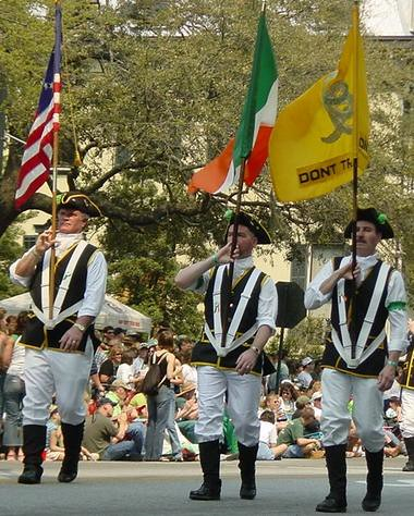 Savannah Flag Bearers