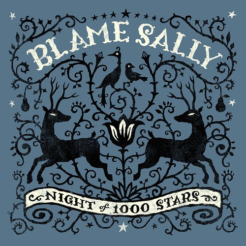 blame sally cd cover