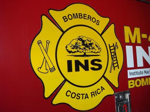 Bomberos Costa Rica...
