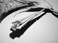 The Aaron Horkey Retrospective Letterpress Print Series I–VI