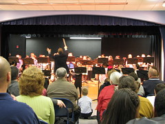 1st Band Concert (JustScrappinHappy) Tags: school fun concert 1st andrew myson clarinet allthingsfun torringford