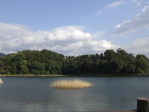箸墓古墳/Hashihaka Burial Mound