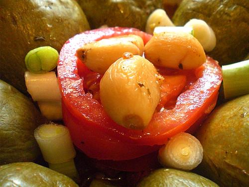 Sirloin & Rice Stuffed Zucchini