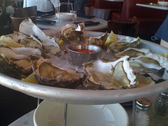 Franciscan in San Francisco Oysters $2.25 each