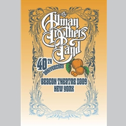 Allman Brothers Band Beacon Theater 2009 cd's