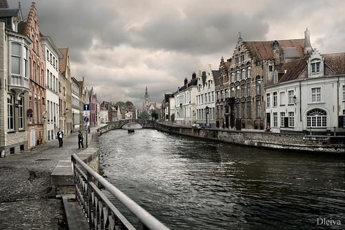 Brujas (Brugge, Belgium) by dleiva.