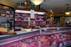 My local butcher (P.J. van de Broek)