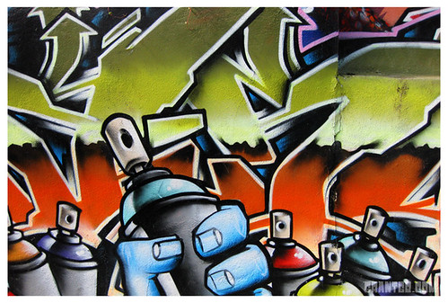 Brighton Graffiti 022