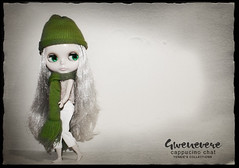 Gwen in Green (Yennie ~ need more dolly time..:() Tags: chat cappuccino