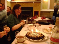 Purdy Candle Cake! (Swallowtailed) Tags: birthday megan megans27thbirthday
