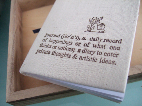 small diary - journal