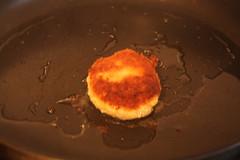 3422760939 2de7fd67d2 m Tagliatelle with Salmon & Crispy Goat Cheese