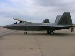 F-22 Raptor 27th FS Langley AFB VA (Nick__Thomas) Tags: plane force military air jet raptor f22 base langley 27th