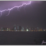 .::: lighting in Qatar sky:::.