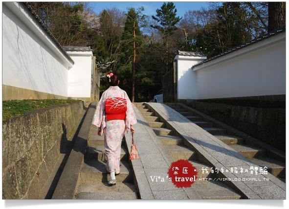 【京都賞櫻旅】京都旅遊~高台寺染匠和服體驗篇高台寺染匠和服體驗38