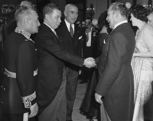 Batista Inaugural 1955