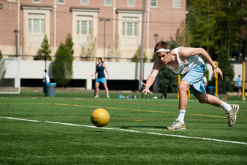 tim in print | UNC Kickball