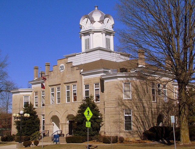 Cumberland Co. Courthouse 5:
