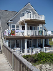 nate's familys' beach house