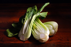 Rembrandt's Bok Choy (Bruce Kerridge) Tags: lighting light stilllife food fruit nikon vegetable chiarascuro weekly rembrandt bokchoy keeper d80 anawesomeshot auselite bukchoy plusten