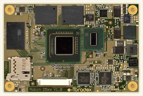 Toradex Robin Z530