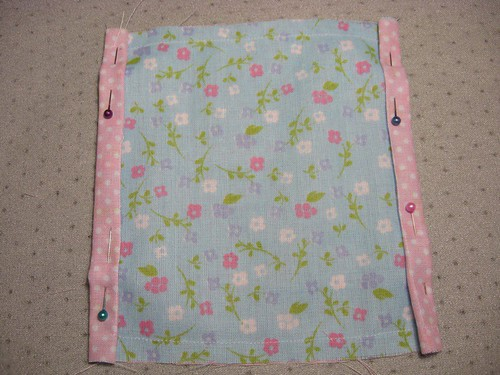 Porta-lenços: Detalhe