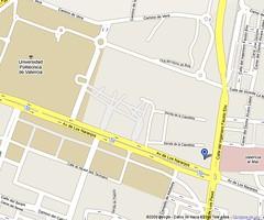 Mapa jornada distribuidores demini tractes