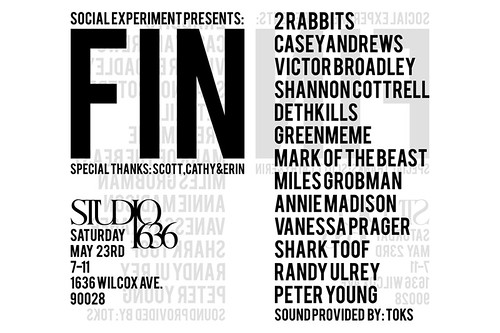 FIN - The Migration Show - May 23 2009