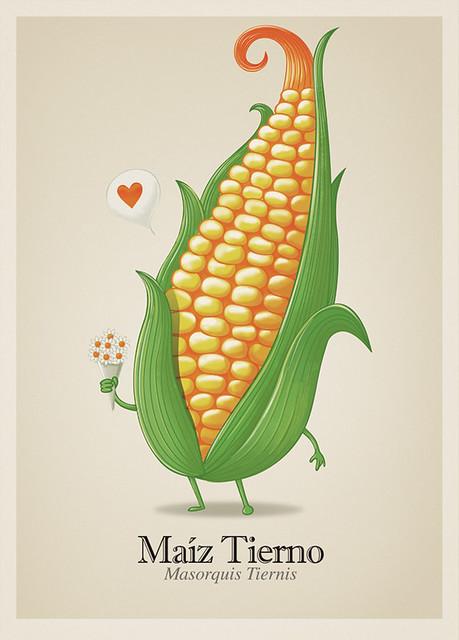 maiz tierno