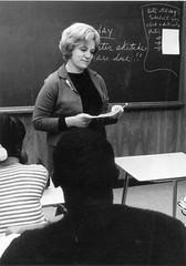 Laura Levitt's mother, Phyllis Levitt (Jewish Women's Archive) Tags: teacher jewishmother jewishwomen
