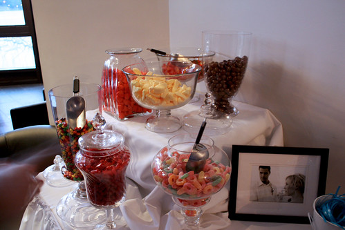 Candy Bar I filled my bag as much as possibleI am a huge candy lover