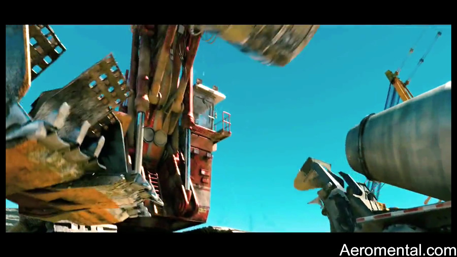 Tv Spots Transformers 2 Devastator Scavenger
