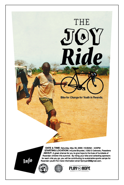 Joy ride flyer