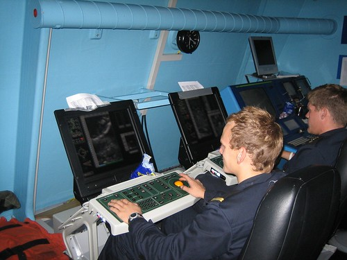thorsen and marken using sonars