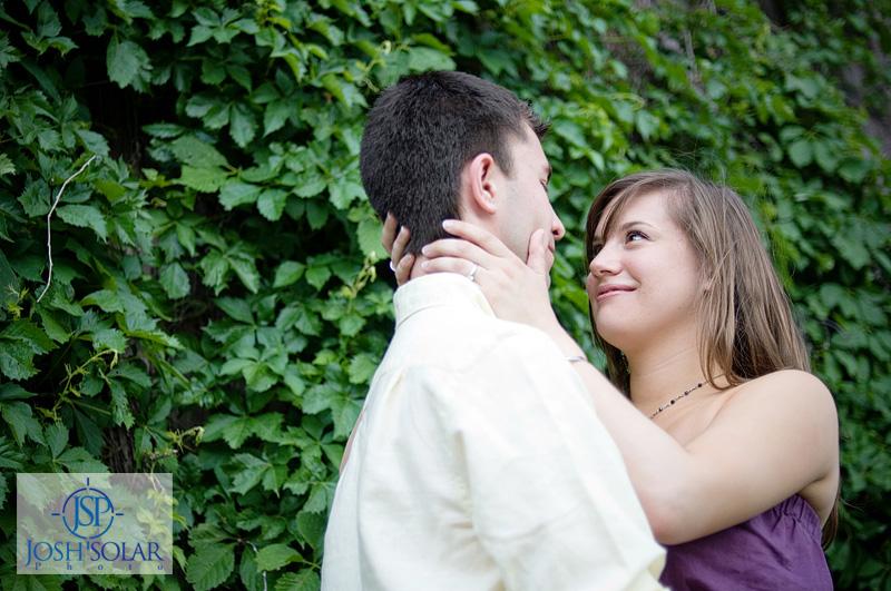 A Kansas City wedding photographer Solar Photographers portrait taken in Lawrence, KS. 5