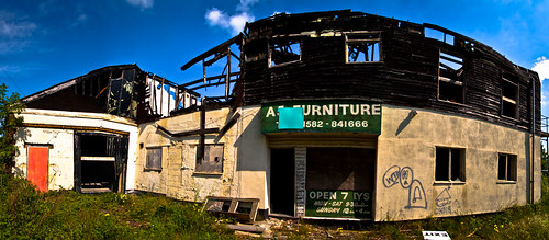 A5 Furniture Exterior Pano