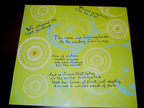 Procol Harum Lyrics